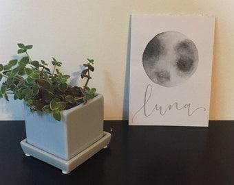 Luna Wall Art