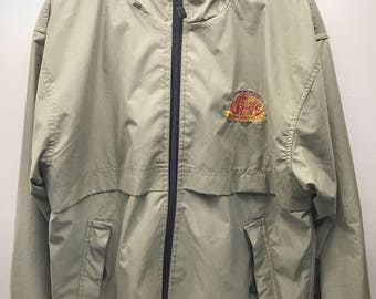 Overseas Adventures' Club Wind Breaker Jacket
