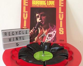 Elvis has a Burning Love.