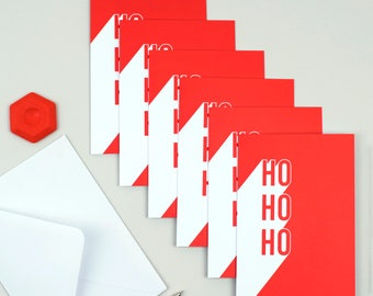 Funny Christmas cards pack - Merry Christmas card pack - Christmas cards set - Funny Christmas card set - Christmas cards - Xmas Cards