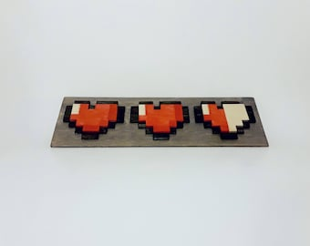 Legend Of Zelda Hearts