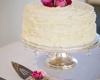 Any Number Birthday Cake Topper, Wedding Anniversary Cake Topper, 80th Birthday Topper, 80 years blessed birthday topper