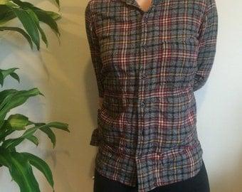 Esprit plaid shirt