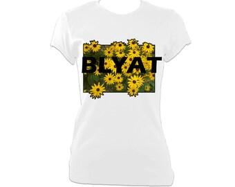 Blyat Flowers | Fashionable Womens Shirt