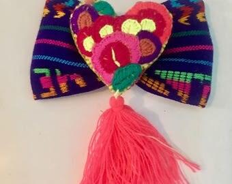 Handmade Mexican bows/Mexican handmade Bows
