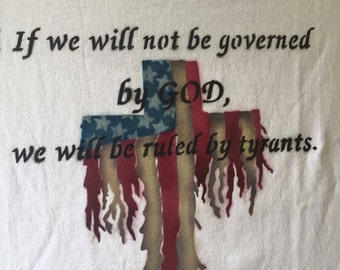 If we will not be ruled by God