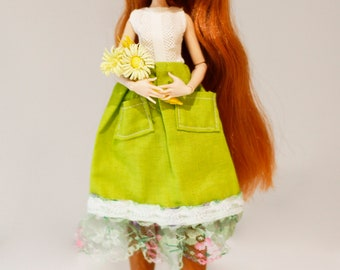 OOAK Ever After High Holly O'Hair Repaint Custom