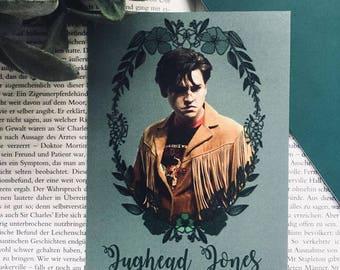 Jughead Jones Postcard Riverdale