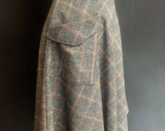 Vintage Wheel Skirt
