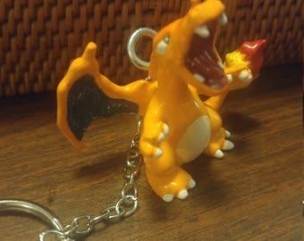 Charizard keychain