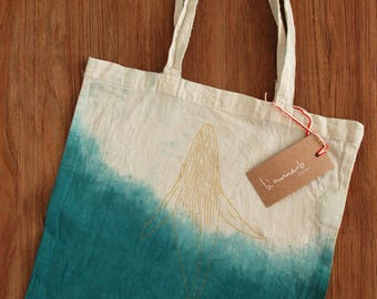 Tote Gold Whale