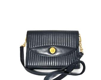 Vintage Designer Anne Klein Crossbody Bag