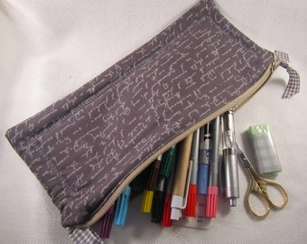 Pencil * pencil * cosmetic Bag XXL