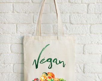 Vegan Bag Shopping Bag Vegan Tote Bag Vegan Market Bag Library Bag Custom Tote-Bag Teacher Tote Shoulder Bag Vegan Pouch Beach Bag Eco Bag