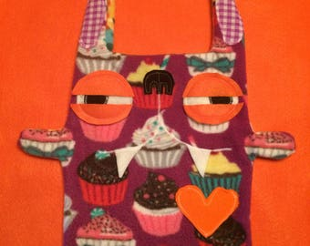 cupcakes and monsters