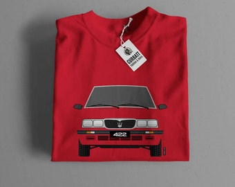 T-shirt Maserati 422 | Gent, Lady and Kids | all the sizes | worldwide shipments | Car Auto Voiture