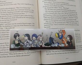 Naruto Bookmark