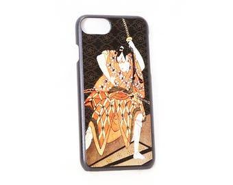 iPhone7/6case 【Ukiyoe design】 /iPhone6 case/iPhone6s case/case iPhone/Phone7 /case/katana/black case/made in Japan  -free shipping-