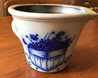 Salmon Falls Stoneware batter bowl
