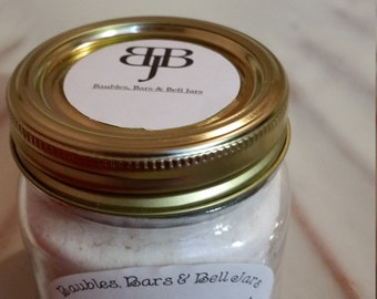 Juniper Rosemary Detox Bath Salts 613