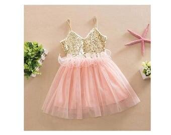 Princess Gold Dress