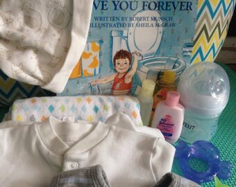 Personalized Baby Box