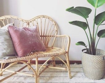 Wicker Chair-Divan/chair-Divan Rattan