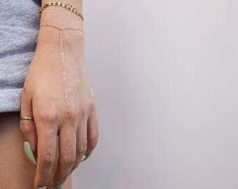 Basic Ring Bracelet