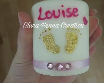 Mini Candle of birth