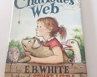 Charlotte's Web (1952, Hardcover) by E.B. White
