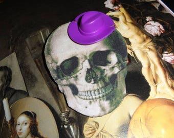 Calamity Jane (vanity with Hat)