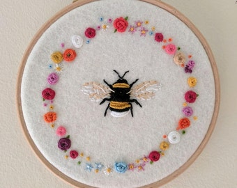 The Flora Bee