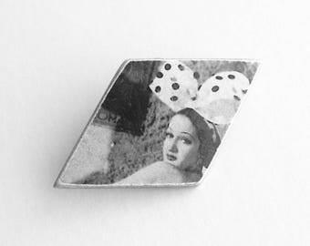 Hollywood Starlet Pin