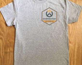 Custom Overwatch (Grey)