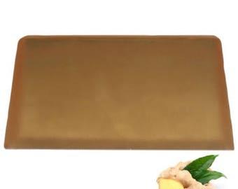 Ginger & Clove Aromatherapy Soap - 115g Soap Slice OR 2kg Loaf