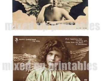 Mixed Up Printables - Angels #2
