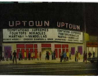 Uptown of the sixties