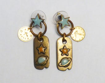 REMINISCENCE Vintage earrings