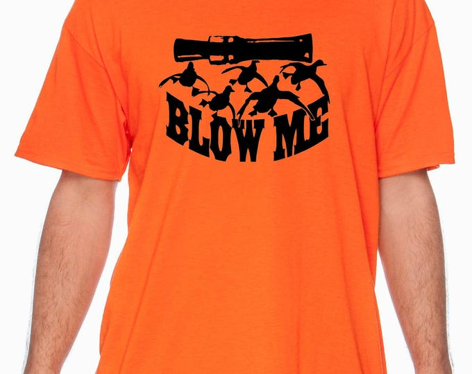 Hunting - Blow  Me Duck Call