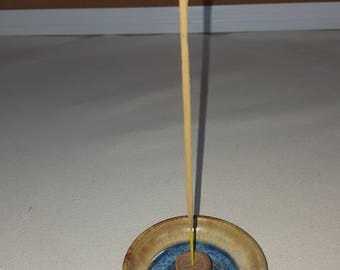 Incense Burner - for cones or sticks - free domestic shipping