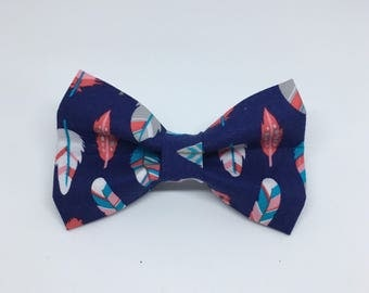 Sweet Feathers Pet Bow Tie