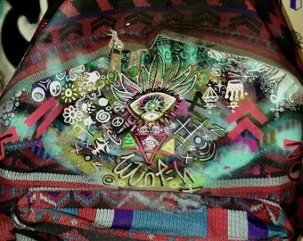 customisation of bags and hats, bob or other