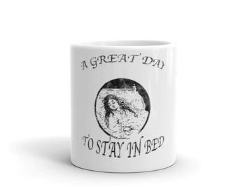 Stay in Bed Spartees Mug