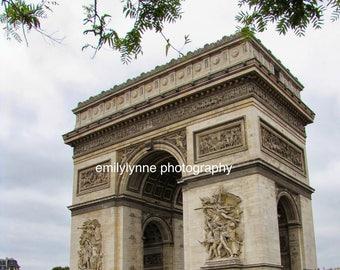 Arc de Triumphe, Paris, France