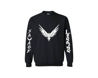 Logan Paul Maverick Hoodie, Jake Paul Maverick Shirt, Maverick Sweater, Jake Paul Sweatshirt, Jake Paul Team 10 Sweater, Bizaardvark Sweater