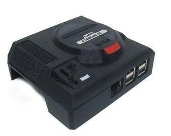 Genesis mini Raspberry Pi Case