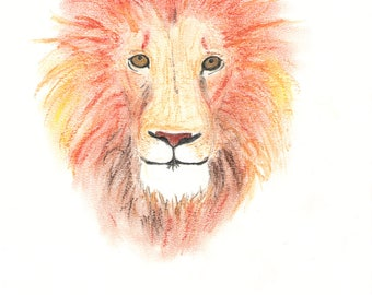 """Print """"Lion"""""""