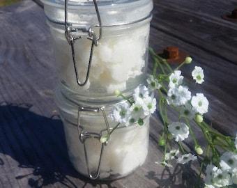 Citrus Sugar Scrub / Essential Oils / Homemade Sugar Scrub / Exfoliating Scrub / Easter Gift / Birthday Gift / Housewarming
