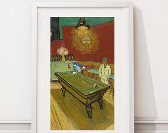 Tom and Jerry/Van Gogh