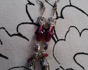 Arrietty inspired earrings